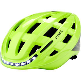 Lumos Kickstart Helmet, electric lime